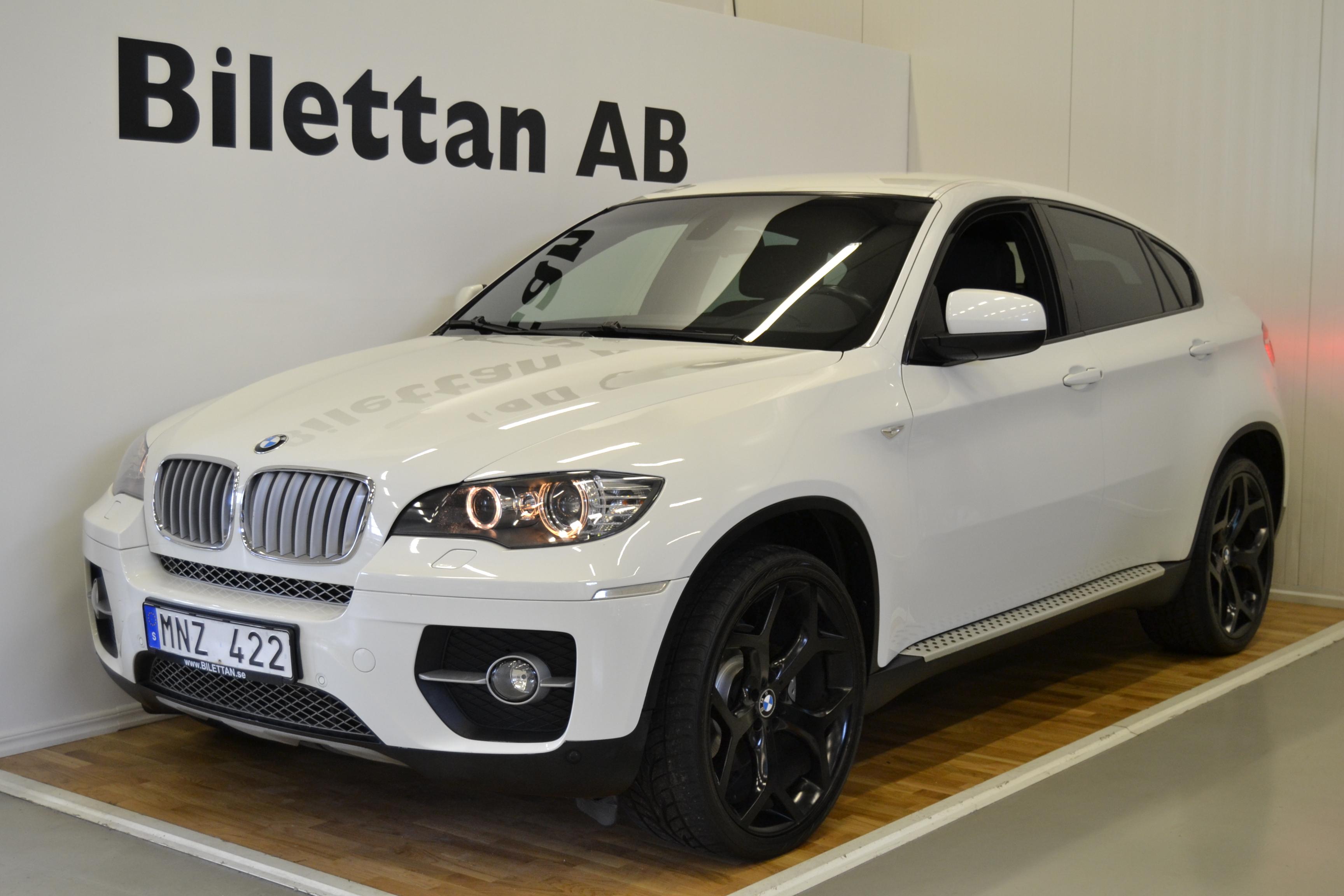 BMW X6 3,0 xDrive 35d 286hk