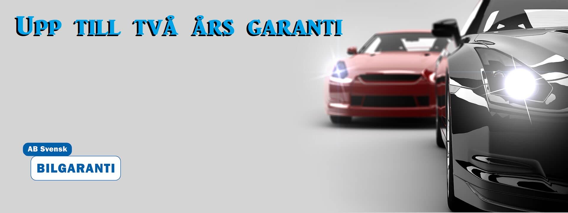 Våra fordonsgarantier