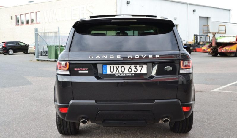 Land Rover Range Rover Sport Autobiography full