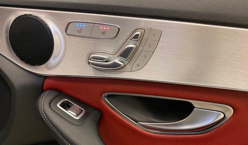 Mercedes-Benz C 250 4MATIC C63 Optik AMG full