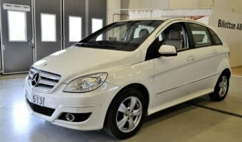 Mercedes-Benz B 200 Autotronic full