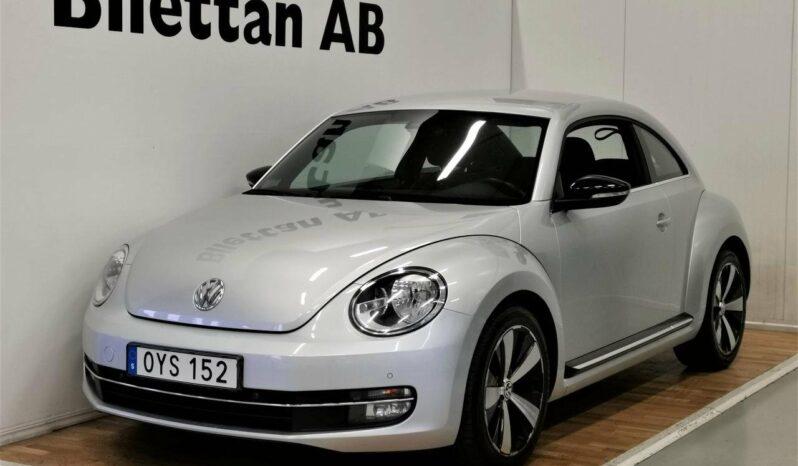 Volkswagen The Beetle GT 200hk / Navi / 1ÅR GARANTI full