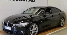 BMW 420 d Gran Coupé Sport line Euro 6 190hk Dragkrok