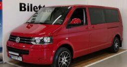 Volkswagen caravelle 2.0 TDI 4Motion 180hk 8-sits EXTRA LÅNG