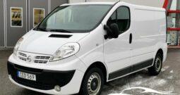 Nissan primastar 2.0 dCi 114hk Dieselvärmare