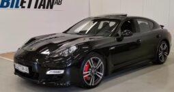 Porsche Panamera GTS PDK 430hk SPORT CHRONO / BOSE / NAVI