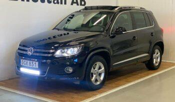 Volkswagen Tiguan 2.0TDI 4Motion R-line Premium 177hk full
