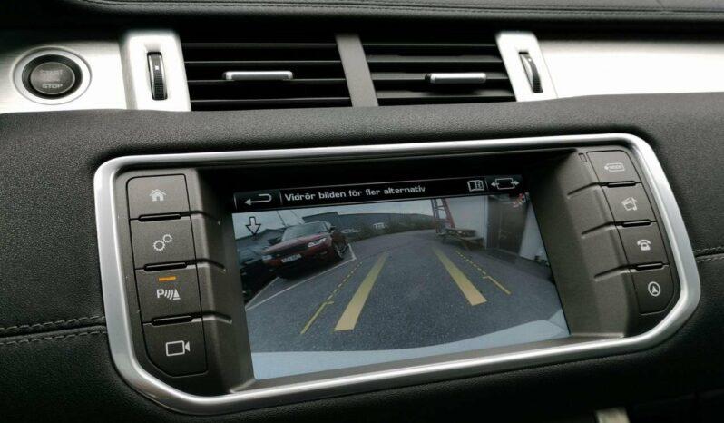Land Rover Range Rover Evoque Dynamic 2.0 TD4 4WD SE 180hk full