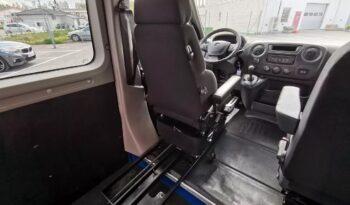 Opel Movano Kombi 2.3 CDTI / Fjärrstyrd / Handikappanpassad full